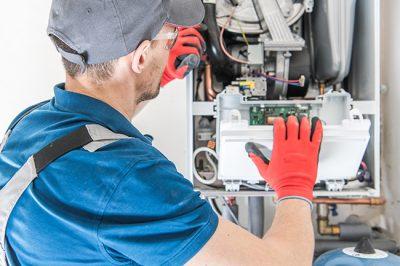 Call Men At Work if you need furnace repair in Fort Wayne, IN.