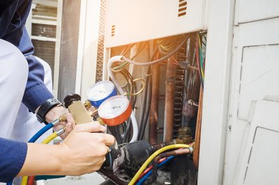 Men At Work is your HVAC repair expert in Garrett, IN.